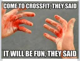 What NOT to do!! Ripped hands set back your training! Take care of your hands!!